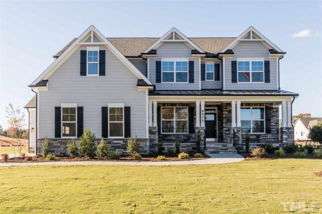 8633 Ancient Lane, Wake Forest, NC 27587 (#2135667) :: The Jim Allen Group