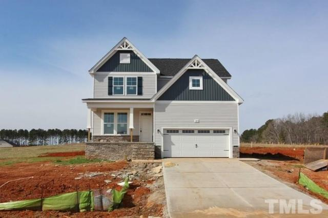 85 Falls Creek Drive, Youngsville, NC 27596 (#2146536) :: The Jim Allen Group