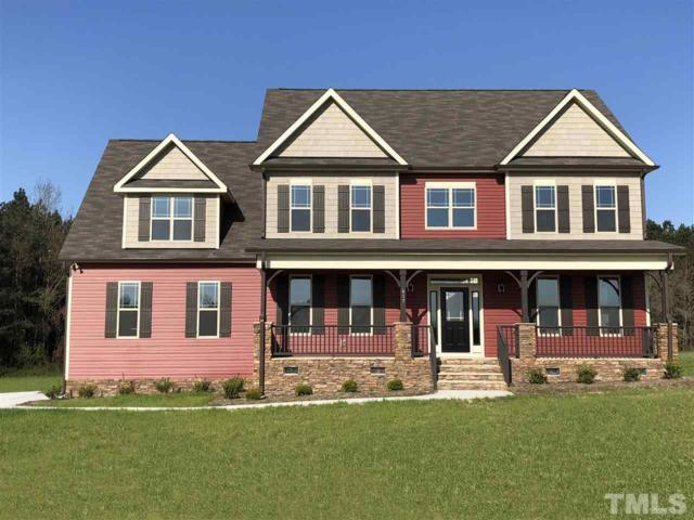 617 Wall Road, Wendell, NC 27591 (#2156576) :: The Jim Allen Group