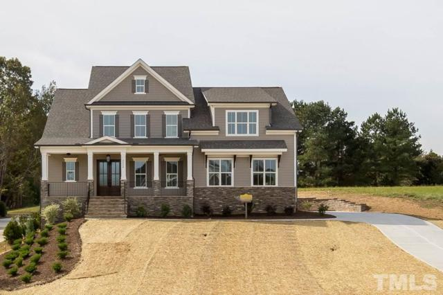 3224 Donlin Drive, Wake Forest, NC 27587 (#2175397) :: The Perry Group