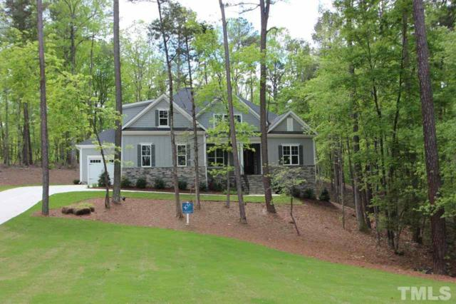 168 Gentry Drive, Pittsboro, NC 27312 (#2183887) :: Marti Hampton Team - Re/Max One Realty