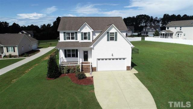 42 Straight Street, Angier, NC 27501 (#2215208) :: The Perry Group