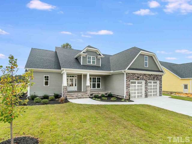25 Reese Drive Lot 52, Willow Spring(s), NC 27592 (#2255411) :: Rachel Kendall Team
