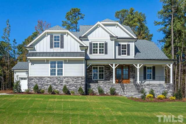 7713 Dover Hills Drive, Wake Forest, NC 27587 (#2304381) :: Real Estate By Design