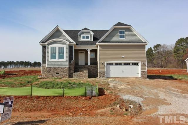 95 Falls Creek Drive, Youngsville, NC 27596 (#2144849) :: The Jim Allen Group