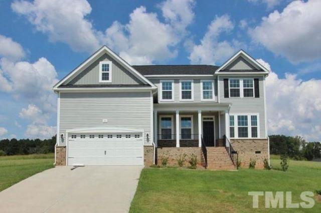 35 Falls Creek Drive, Youngsville, NC 27596 (#2145960) :: Raleigh Cary Realty