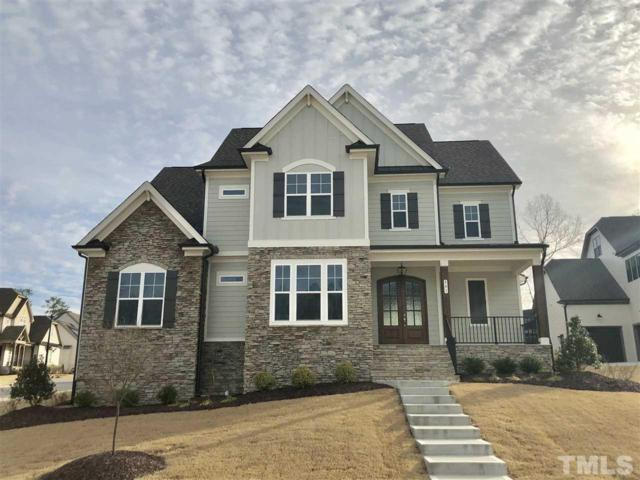 501 Lansbury Street, Wake Forest, NC 27587 (#2149993) :: Raleigh Cary Realty