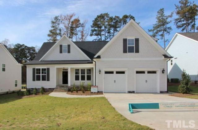 200 Park Bluff Drive, Holly Springs, NC 27540 (#2185418) :: Raleigh Cary Realty