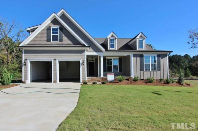 109 Logans Manor Drive, Holly Springs, NC 27540 (#2185640) :: The Perry Group