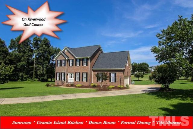 300 Riverwood Drive, Clayton, NC 27527 (#2207751) :: The Perry Group