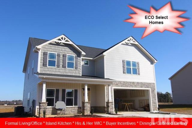 421 Planters Ridge Drive, Pikeville, NC 27863 (#2210912) :: Raleigh Cary Realty