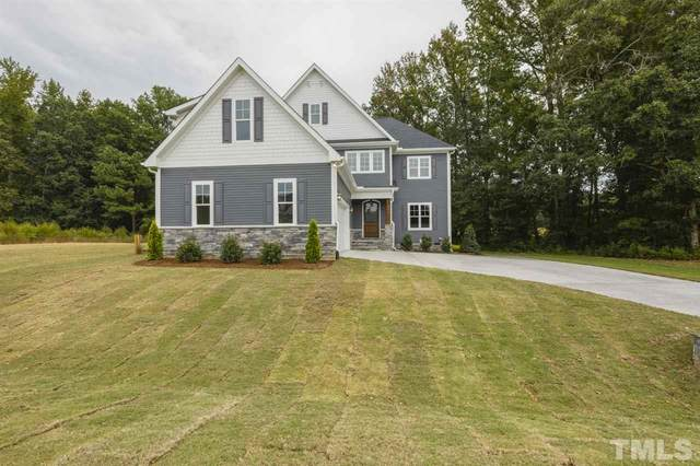 205 Avocet Lane, Clayton, NC 27520 (MLS #2323785) :: The Oceanaire Realty