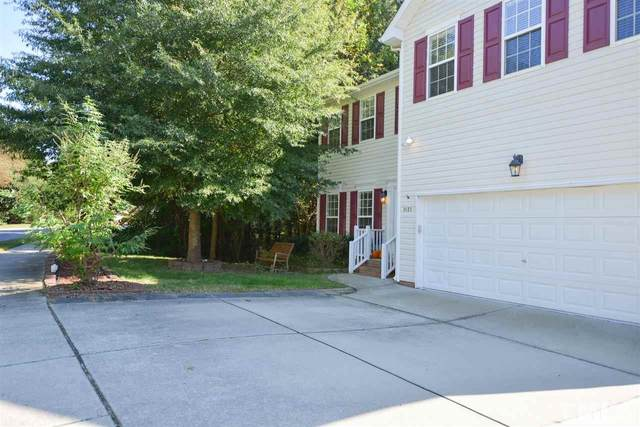 1121 Woodlands Creek Way, Apex, NC 27502 (#2344025) :: Realty World Signature Properties