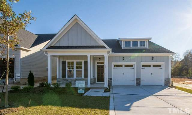 77 Camille Brooks Drive #54, Angier, NC 27501 (#2338160) :: The Jim Allen Group