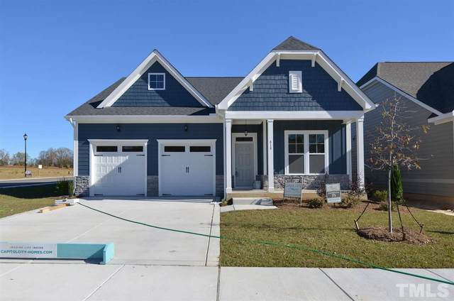 818 S Wilma Street #71, Angier, NC 27501 (#2338154) :: Triangle Just Listed
