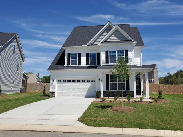 1421 Slate Ridge Road, Knightdale, NC 27545 (#2199033) :: The Perry Group