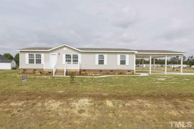 17 Goldeneye Lane, Selma, NC 27576 (#2260171) :: Dogwood Properties