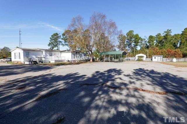 4409 Buffalo Lake Road, Sanford, NC 27332 (#2304350) :: Marti Hampton Team brokered by eXp Realty