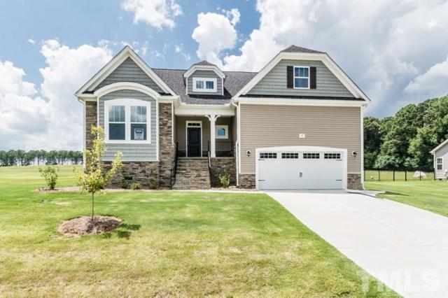 95 Falls Creek Drive, Youngsville, NC 27596 (#2144849) :: The Abshure Realty Group