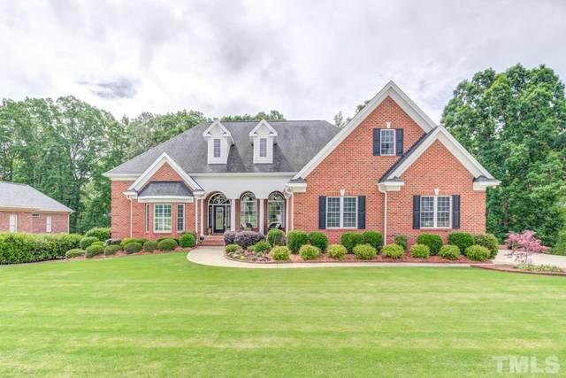 739 Balmoral Street, Clayton, NC 27520 (#2316575) :: Dogwood Properties