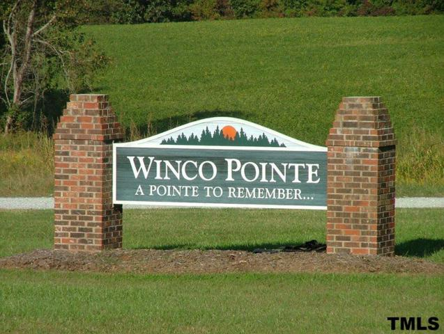 Lot 10 Winco Pointe, Roxboro, NC 27574 (#1977735) :: Real Properties