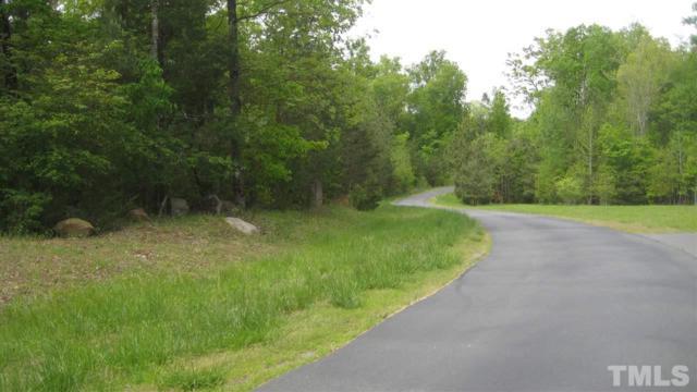 3 Karen Woods Road, Chapel Hill, NC 27516 (#2008542) :: The Jim Allen Group