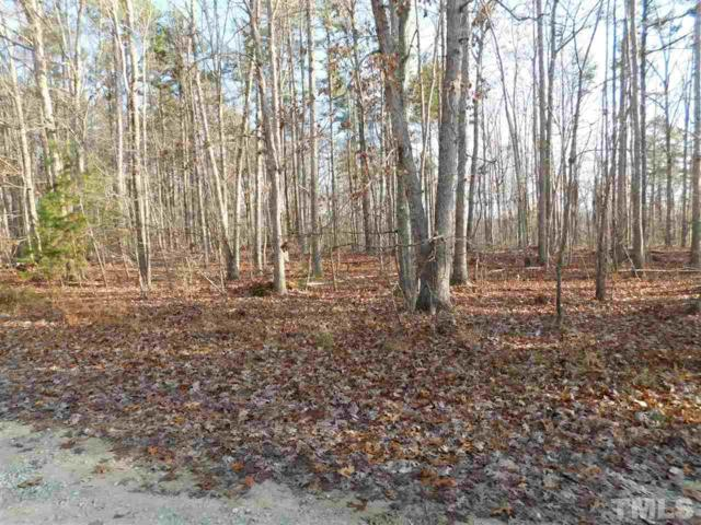 Lot 15 Overlook Drive, Rougemont, NC 27572 (#2041705) :: The Results Team, LLC