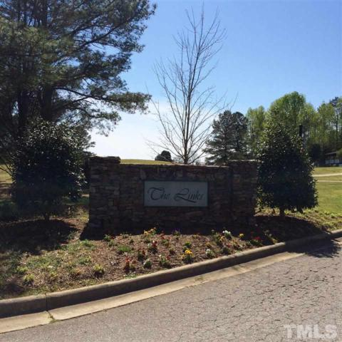 Lot 31 Par Drive, Henderson, NC 27536 (#2061355) :: Raleigh Cary Realty