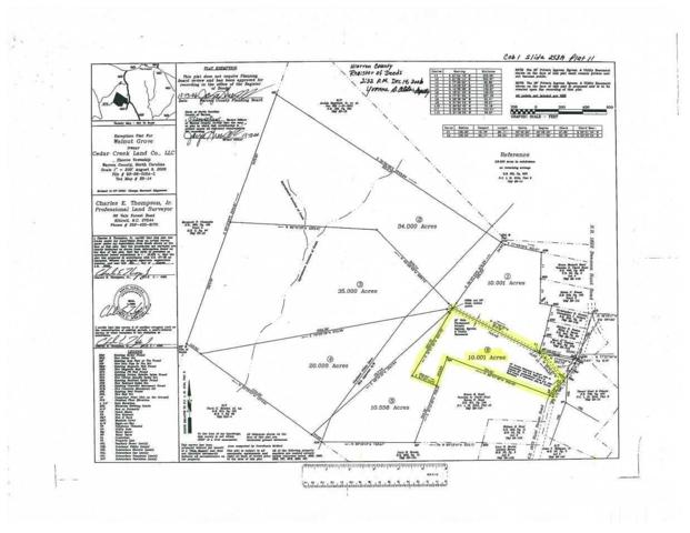 Lot 6 Walnut Grove Drive, Warrenton, NC 27589 (#2081551) :: The Perry Group