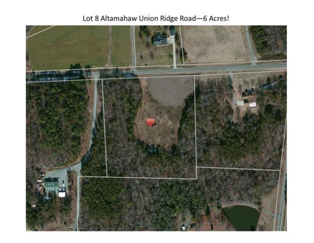 Lot 8 Altamahaw Union Ridge, Burlington, NC 27217 (#2086357) :: Rachel Kendall Team, LLC