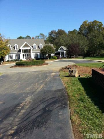 7 Treadway Court, Hillsborough, NC 27278 (#2096069) :: Raleigh Cary Realty