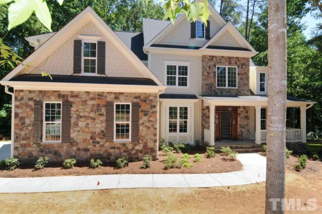 157 Kings View Lane, Chapel Hill, NC 27517 (#2106601) :: Raleigh Cary Realty