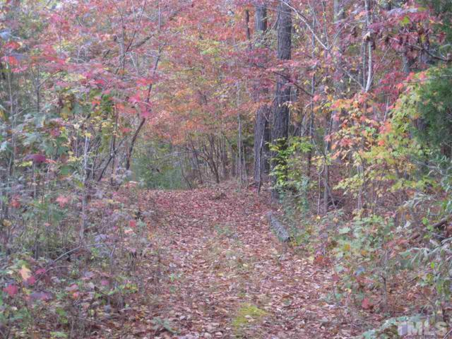 Lot 2 Whyteleafe Court, Chapel Hill, NC 27514 (#2111282) :: The Perry Group
