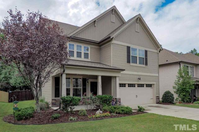 2120 Old Rosebud Drive, Knightdale, NC 27545 (#2112619) :: The Jim Allen Group
