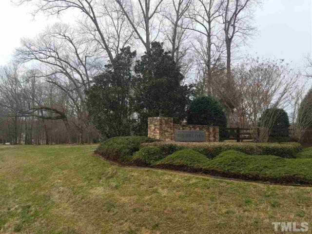 Lot 113 Farm Gate Drive, Hillsborough, NC 27278 (#2112812) :: Raleigh Cary Realty