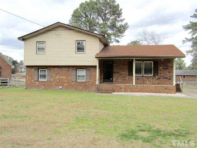 1628 Bedford Road, Rocky Mount, NC 27801 (#2113437) :: The Jim Allen Group
