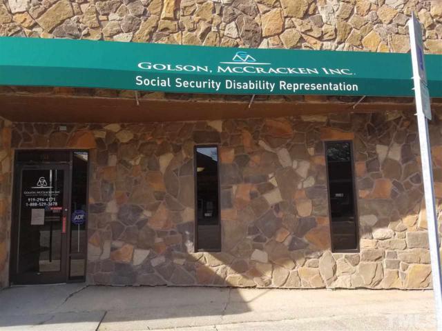 151 N Steele Street, Sanford, NC  (#2114604) :: The Jim Allen Group
