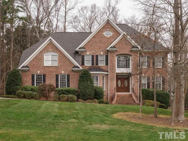 917 Oak Creek Road, Raleigh, NC 27615 (#2115781) :: Raleigh Cary Realty