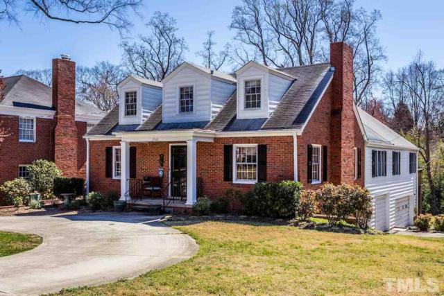 2300 Anderson Drive, Raleigh, NC 27608 (#2116250) :: The Jim Allen Group