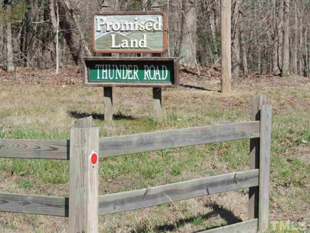 Lot 2 Thunder Road, Rougemont, NC 27572 (#2117629) :: M&J Realty Group