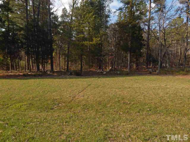 Lot 3 Holly Springs Court, Hillsborough, NC 27278 (#2118241) :: Raleigh Cary Realty