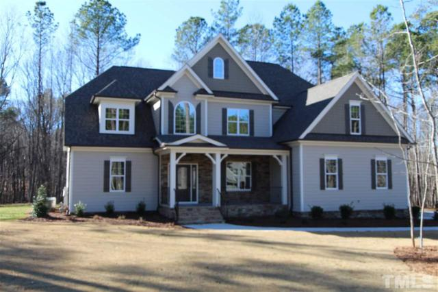3566 Bragg Valley Lane, Wake Forest, NC 27587 (#2118860) :: The Jim Allen Group