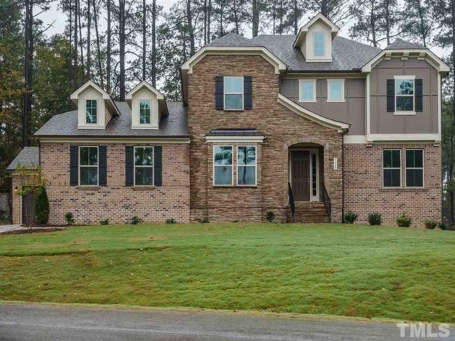 3825 Hickory Manor Drive, Apex, NC 27539 (#2119786) :: The Jim Allen Group