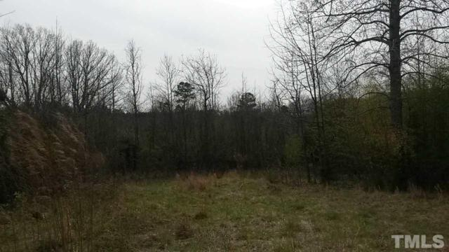 Lot 14 Keeton Road, Bullock, NC 27507 (#2120950) :: The Perry Group