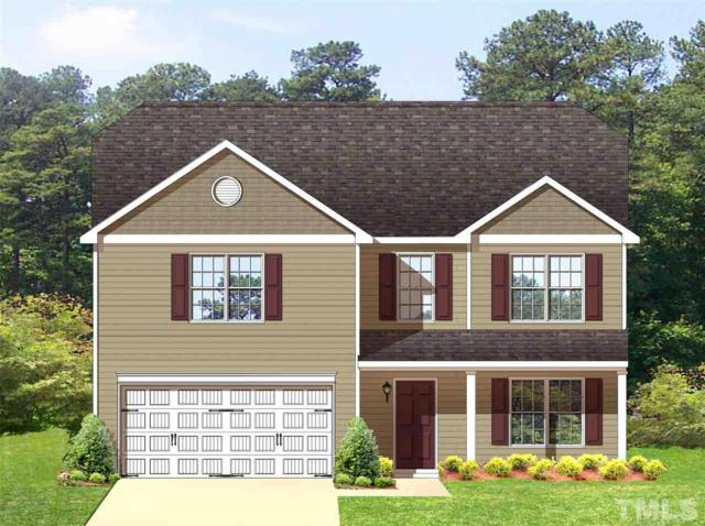 1208 Haltwhistle Street, Wake Forest, NC 27587 (#2121215) :: The Abshure Realty Group