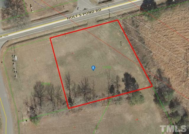 Lot 1 Holts Pond Road, Princeton, NC 27569 (#2121400) :: Rachel Kendall Team, LLC