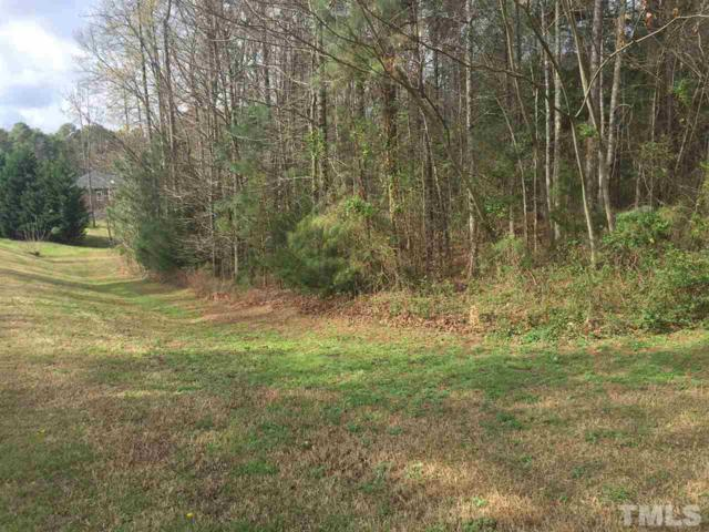 Lot 14 Sandy Point Drive, Manson, NC 27553 (#2122161) :: Morgan Womble Group