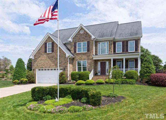 1412 Litchborough Way, Wake Forest, NC 27587 (#2125262) :: Rachel Kendall Team, LLC
