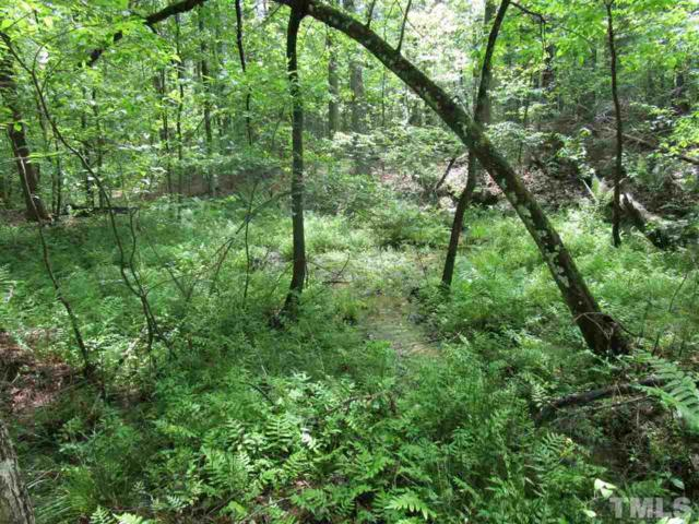 Lot #1 Conservation Grove Road, Chapel Hill, NC 27516 (#2125341) :: The Jim Allen Group