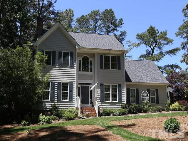 5600 Brushy Meadows Drive, Fuquay Varina, NC 27526 (#2127219) :: Rachel Kendall Team, LLC